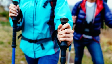 Weekend with Nordic Walking